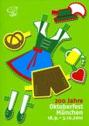 Oktoberfest Plakat 2010
